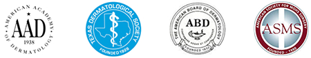 Board Certification Logos