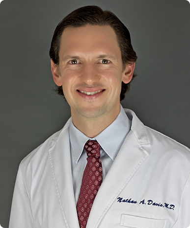 Nathan Davis, M.D. Photo