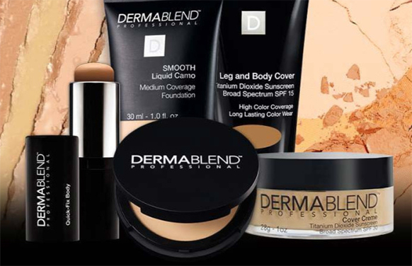 Dermablend products